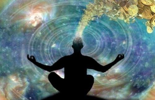 Медитация на деньги и денежный поток. Энергия денег