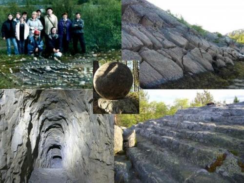Древняя цивилизация на Кольском полуострове.