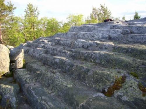 Пирамиды на Кольском полуострове где находится. Следы Гипербореи на Кольском полуострове