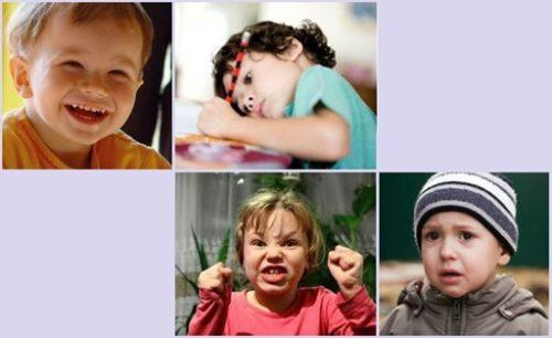 Воспитание ребенка 3 года. Темперамент ребенка: типичные ошибки и особенности воспитания