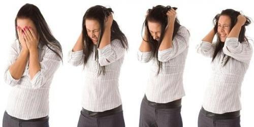 Тревожный невроз: симптомы. Причины и виды