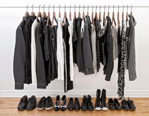 Черный цвет в одежде. Как правильно носить и сочетать черный цвет в одежде