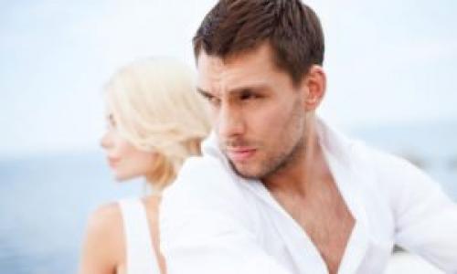 Поведение любящего мужчины психология. Он скрывает свои чувства