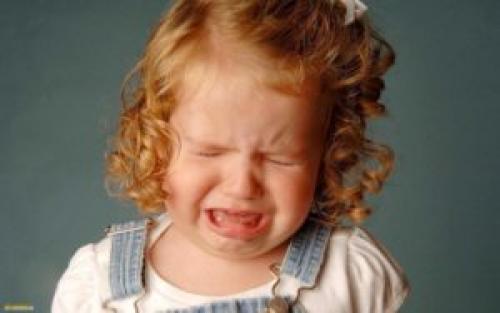 Истерики у двухлетнего ребенка. Что делать, если у малыша случилась истерика