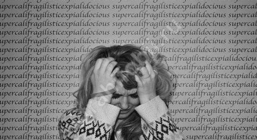 Боязнь длинных слов. Существует ли боязнь длинных слов?