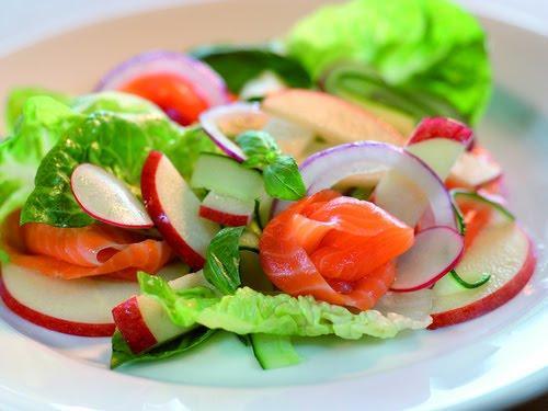 Вечерний салат для похудения. Салаты для похудения — лучшие рецепты и полезные советы
