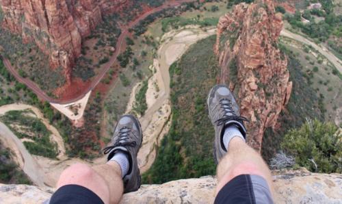 Как называется боязнь высоты. Боязнь высоты: как называется, польза и вред, как побороть