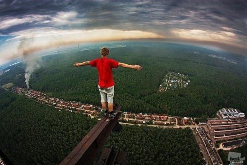 Фобия боязнь высоты. Особенности акрофобии