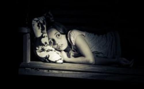 Фобия темноты. Причины никтофобии