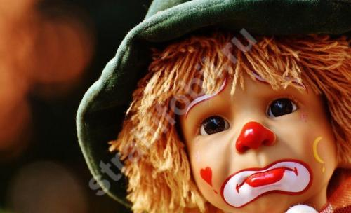 Как называется фобия клоунов. Коулрофобия (Клоунофобия) - боязнь клоунов: важные детали