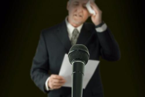 Публичное выступление виды и правила успешного выступления. Особенности публичного выступления