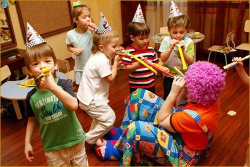 Домашние игры для детей на день рождения. Для чего организовывать конкурсную программу для детей на дне рождения дома