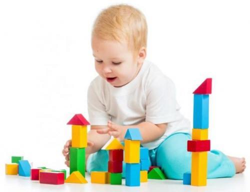 Как развить внимание у ребенка 2 лет. Развивающие игры