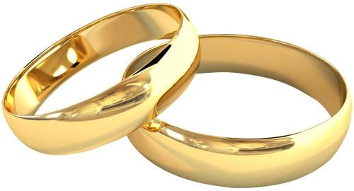 Можно ли носить обручальное кольцо незамужней девушке. Почему нельзя носить кольца до свадьбы – ответы и советы