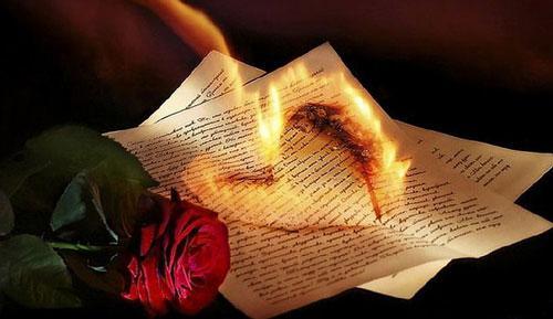 Письмо мужчине об отношениях. Прощальное письмо любимому