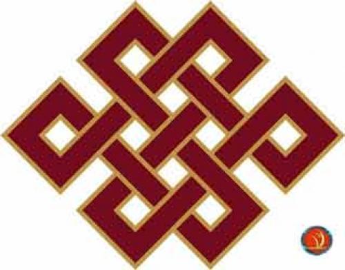 Тибетский узел бесконечности — надежнейший оберег