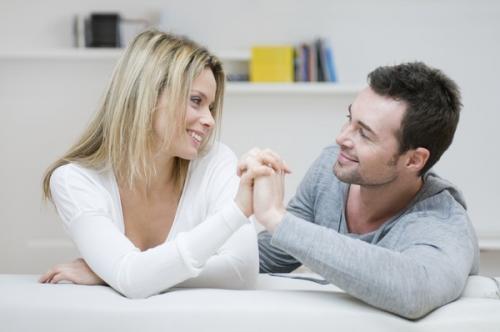 Мужская психология в начале отношений