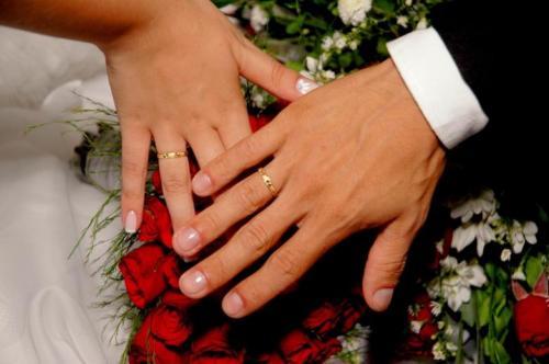 Какое кольцо вы носите на безымянном пальце?