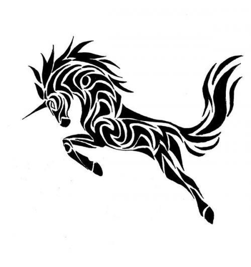 Что означает Единорог, как символ. Единорог - значение в символике