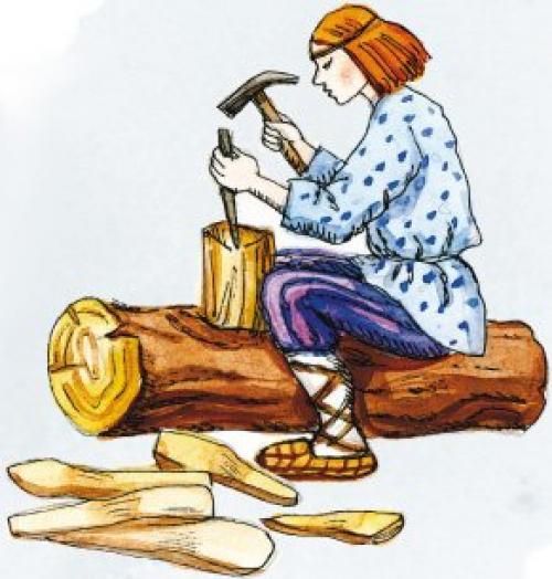 Предложения со словосочетанием бить баклуши. Какое предложение можно придумать с фразеологизмом бить баклуши?