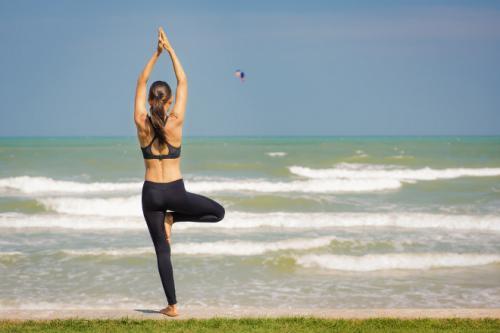 Поза дерева в йоге. Ощущения и теоретические основы