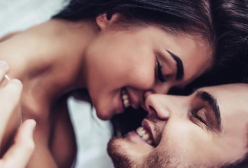Сохранение отношений между мужчиной и женщиной. Держите дистанцию 05