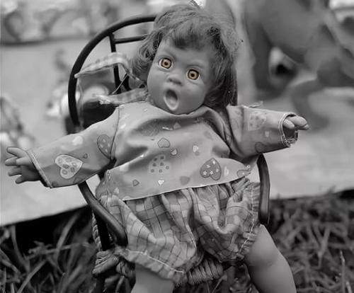 Боязнь кукол. Что это такое