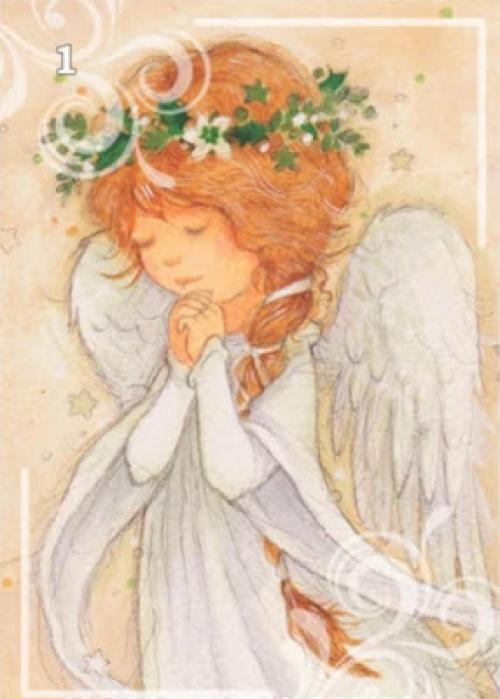 Совет вам от Ангела-Хранителя. Получи совет от Ангела-Хранителя