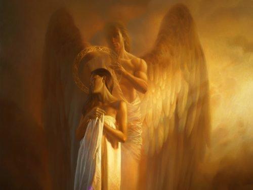 Кто у меня ангел-хранитель. Кто такие Ангелы-хранители
