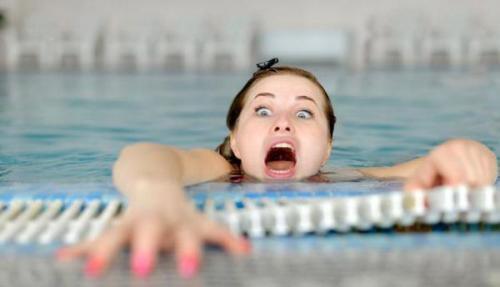 Фобия воды, как называется. Проверенные способы избавления от страха (боязни) воды