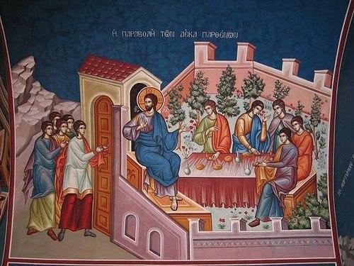 Евангельские праздники