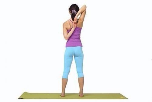 Асаны на раскрытие плечевого пояса. Йога для плечевого пояса.