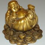 Хоттей - известный бог богатства.
