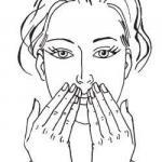 Тонизирующий массаж для увядающей кожи.