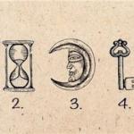 Выберите алхимический символ и узнайте во что вы действительно верите.