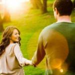 Поведение, признаки влюбленного мужчины.
