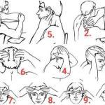 Самомассаж головы, шеи и плеч.